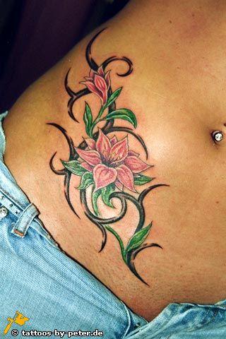 Tattoo bauch nach schwangerschaft