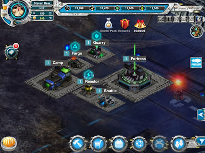 FPSXGames Planet Wars Star Legend IOS Game