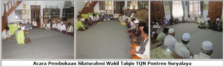 SILATURAHMI WAKIL TALQIN TQN PP.SURYALAYA