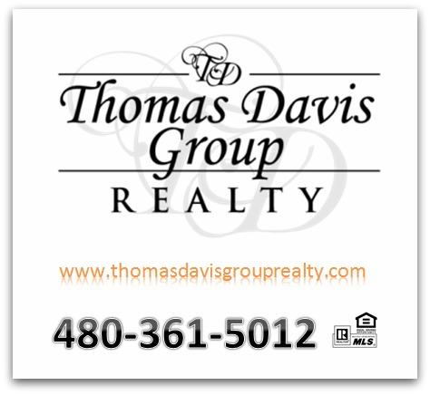 thomas davis group realty chandler homes with basements