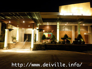 Widus Resort At Night 4