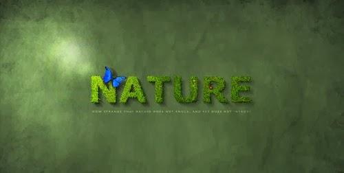 Nature Text