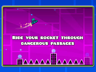 Geometry Dash android review