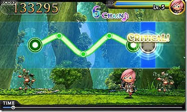 Detalles de Theatrhythm Final Fantasy
