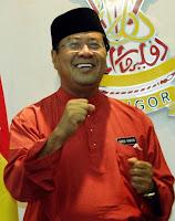 Tan Sri Dato' Seri Abdul Khalid bin Ibrahim Menteri Besar Selangor