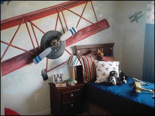 Airplane Themed Rooms. Decorating theme bedrooms   Maries Manor  airplane theme bedroom