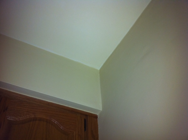 Bungalov go ahead paint that ceiling Rules for painting ceilings