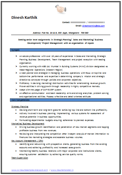 ... Samples with Free Download: Mechanical Engineering Resume Format