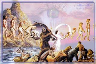 Jesteś Bogiem - Alfą i Omegą - Twoje Wieczne Nieskończone Życie Miłość Emocje Myśli Słowa Czyny Ewolucja