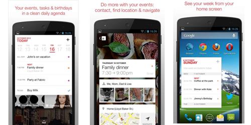 Cal - aplikasi pengingat di Android
