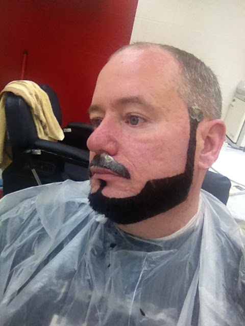True Blue Iowan My Scary First Attempt At Having My Beard