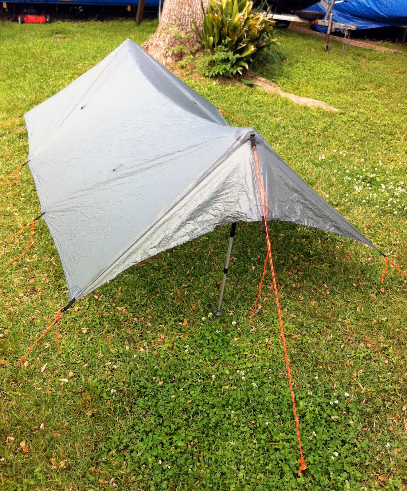 It worked great in good weather. Excellent ventilation lightweight and versatile in how you could set it up. In bad weather after I switched the trekking ... & El Camino Blues...: AT Gear Reviews: Tents u0026 Shelters