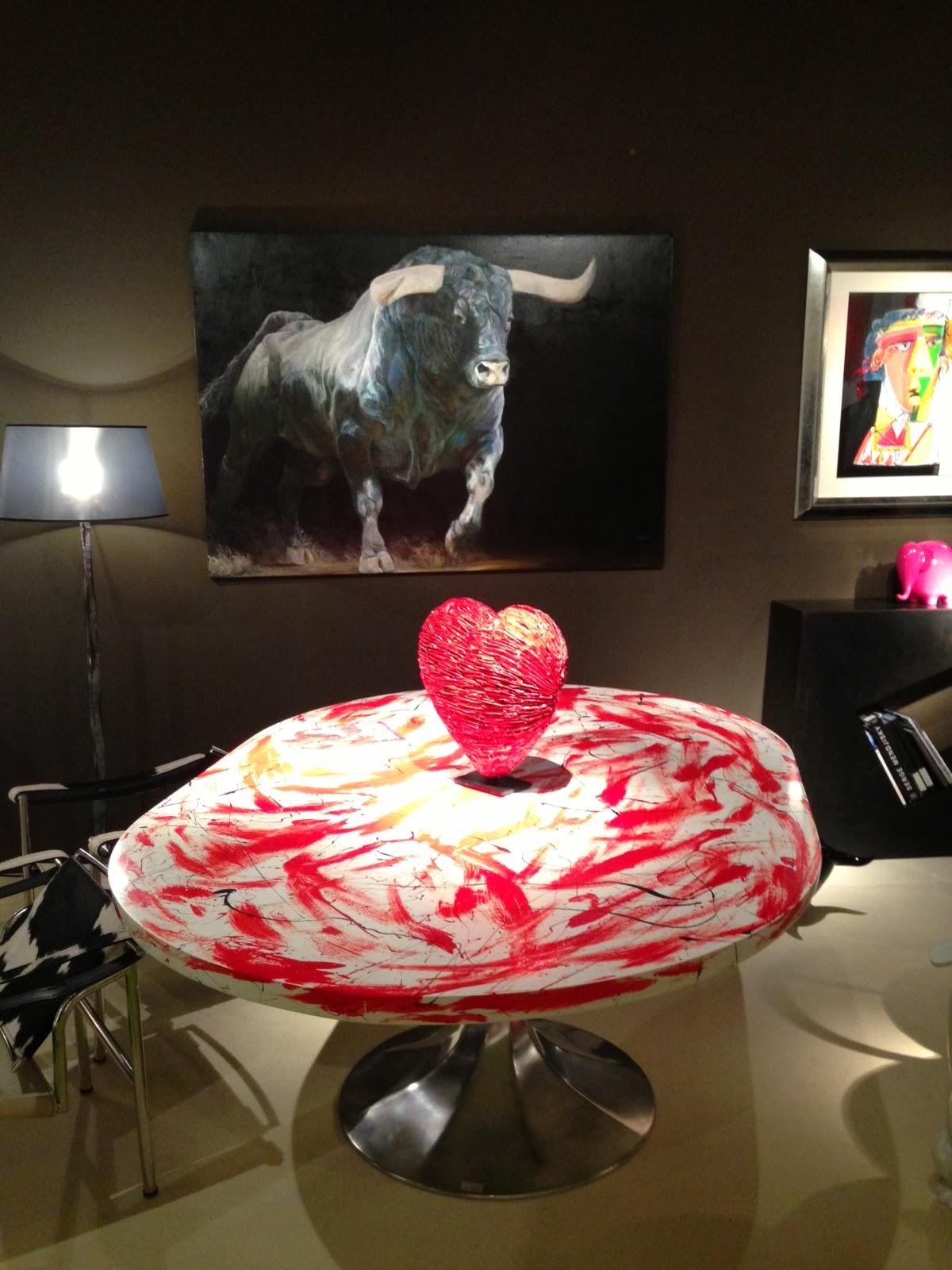 C a p t o n ludovic le floch pr sente capton au salon for Salon art contemporain paris