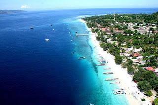 Gili Trawangan Beach Island