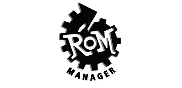 ROM Manager Premium v5.0.3.1