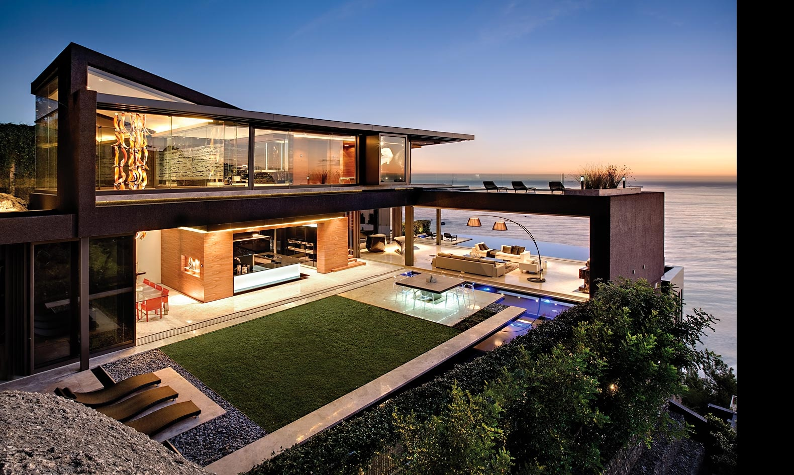 Home Designs Ideas Blending Exterior with 8 Mind Blowing Designing