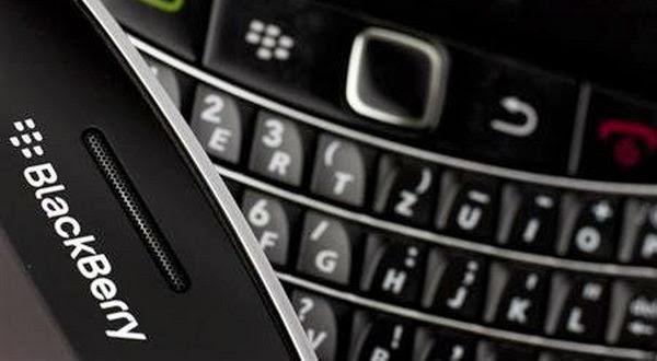 Perangkat BlackBerry Dipasar Dunia Terus Menurun
