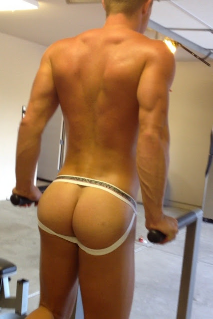 Looking hairy jock butt blog this video!!!
