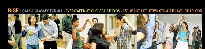 NYC Salsa Classes. Learn to Dance!