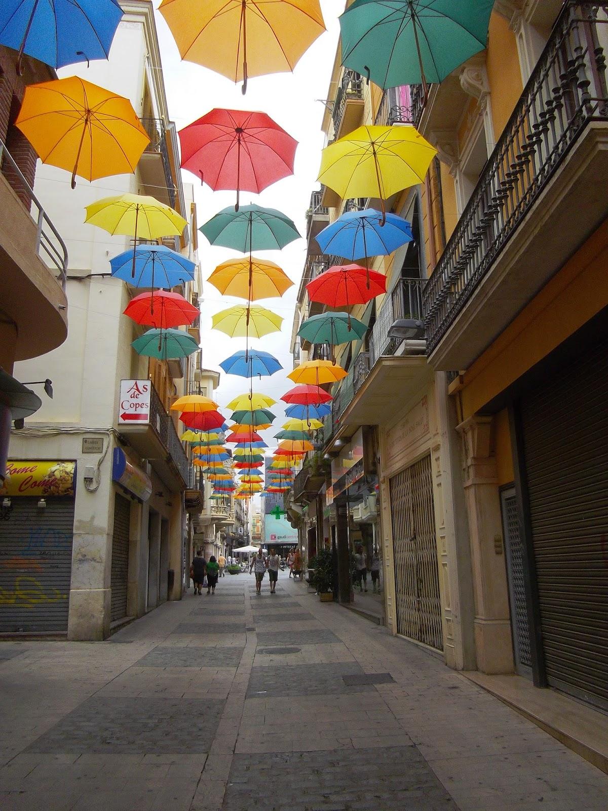 Reus Spain  city photos gallery : Trip to Reus, Spain | Life in Luxembourg