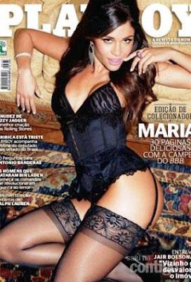 fotos, vip, antes da fama, programa, 2011, playboy, Maria, María Elena Melilla