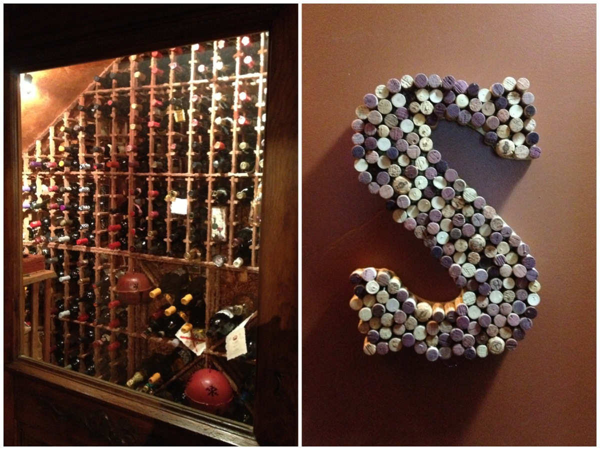 Ashley Thunder Events: MOM MONDAYS! D.I.Y WINE CORK WALL ART By my ...