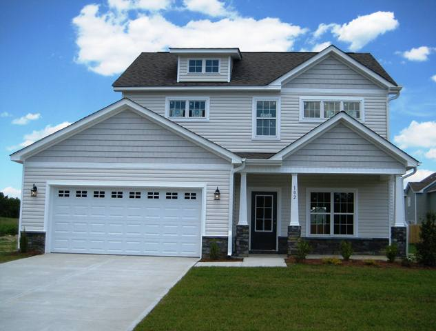 Brand New Craftsman Style Home For Sale In Richlands Nc