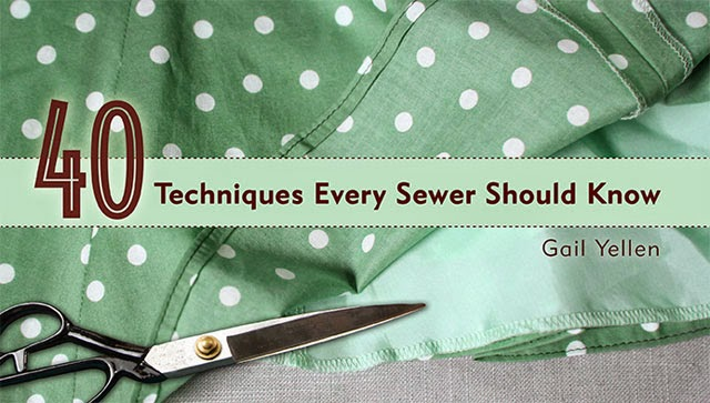 40 Techniques Every Sewer Should Know