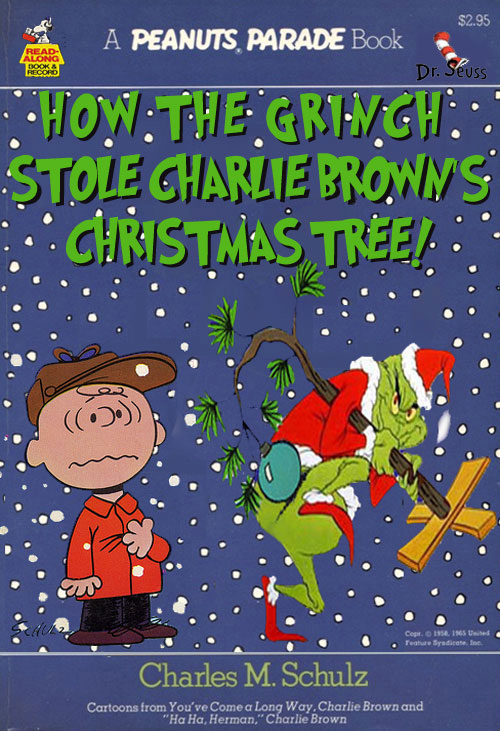 each year there were only two christmas specials worth waiting for how the grinch stole christmas and a charlie brown christmas - Peanuts Christmas Special