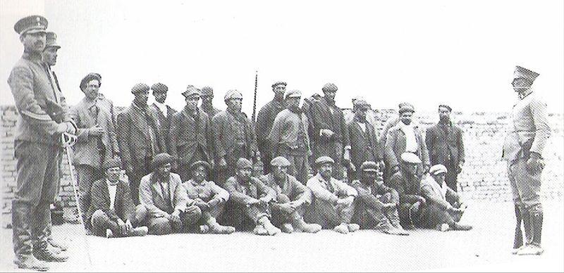 Hipólito Yrigoyen: Archivo fotográfico.