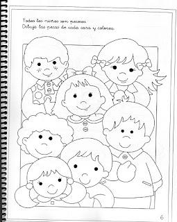 Atividades em espanhol para a educação infantil!