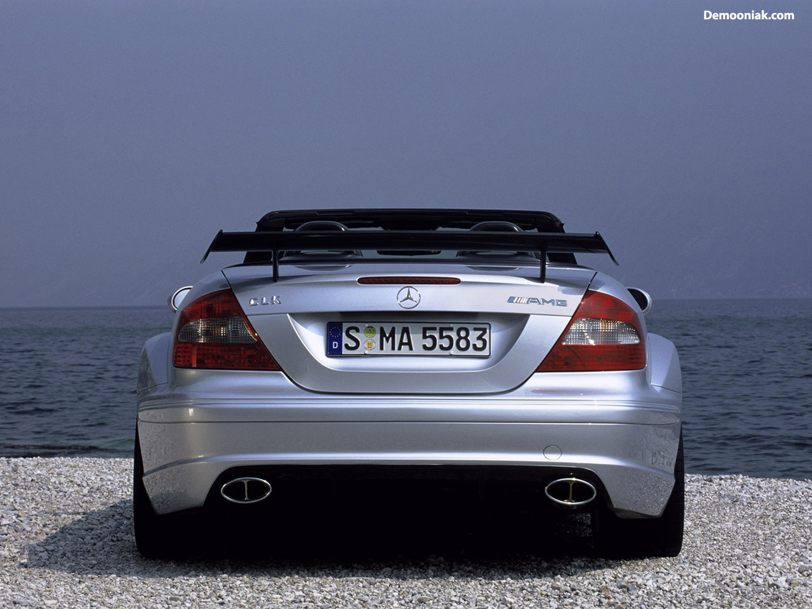 Clk Dtm Dual Exhaust Design Mbworld Org Forums