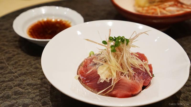 Suzuki Sashimi Taste