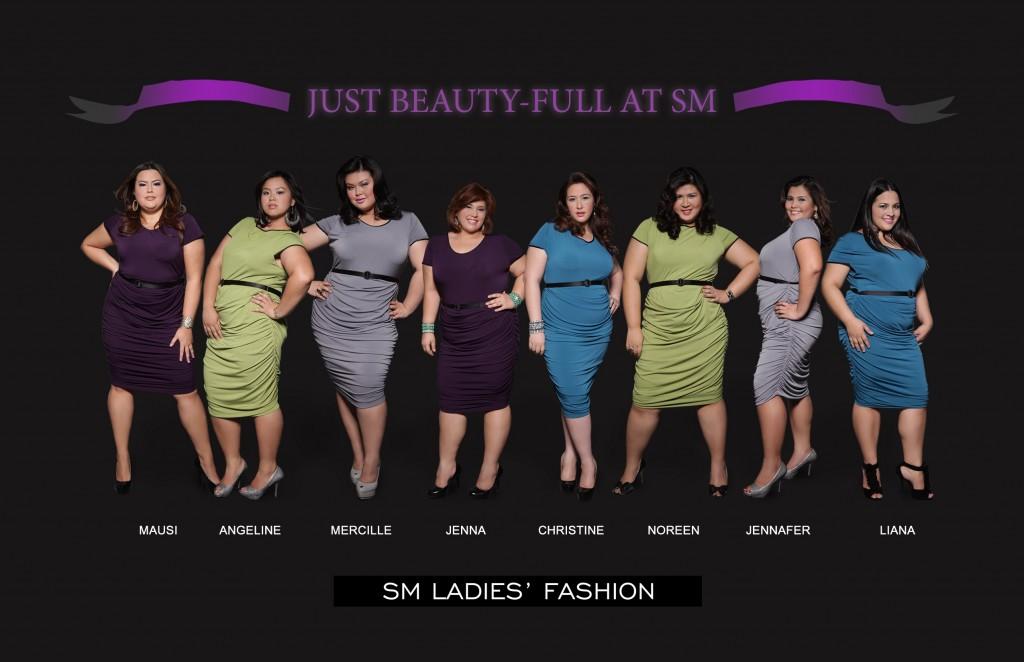 Sm Department Store Plus Size Model Search Grand Winner Ning4u
