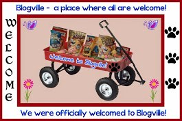 Miss Maizie officially welcomed to Blogville