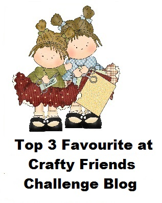 Top Three CRAFTY FRIENDS
