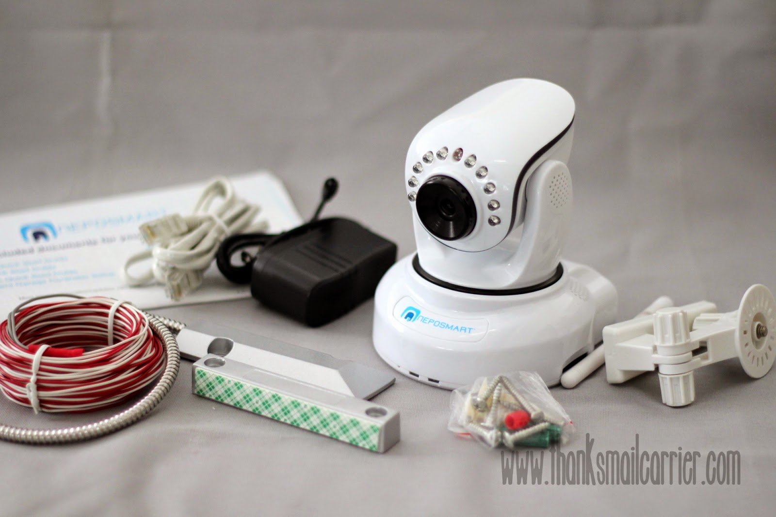 Neposmart security camera