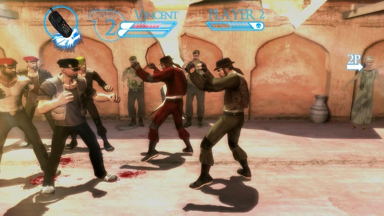 لعبة القتال الرائعة Brotherhood of Violence II مدفوعة للاندرويد