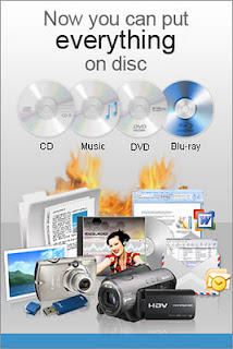 Express Burn 4.52: Excellent system for burning CDs, DVDs and Blu-Ray