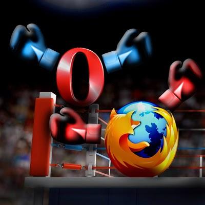 Cara Mempercepat Koneksi Browsing Mozilla Firefox,Opera Mini