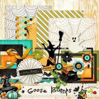 Goose Bumps Collection & Mini Kit Freebie
