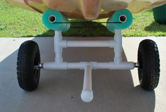 Build Your Own Golf Cart Kit >> Florence G.: Looking for Diy kayak cart instructions