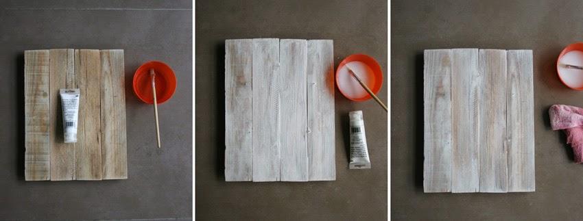 Diariodeco9: Diy Feliz navidad con madera de palet y lazo para Yaicla3