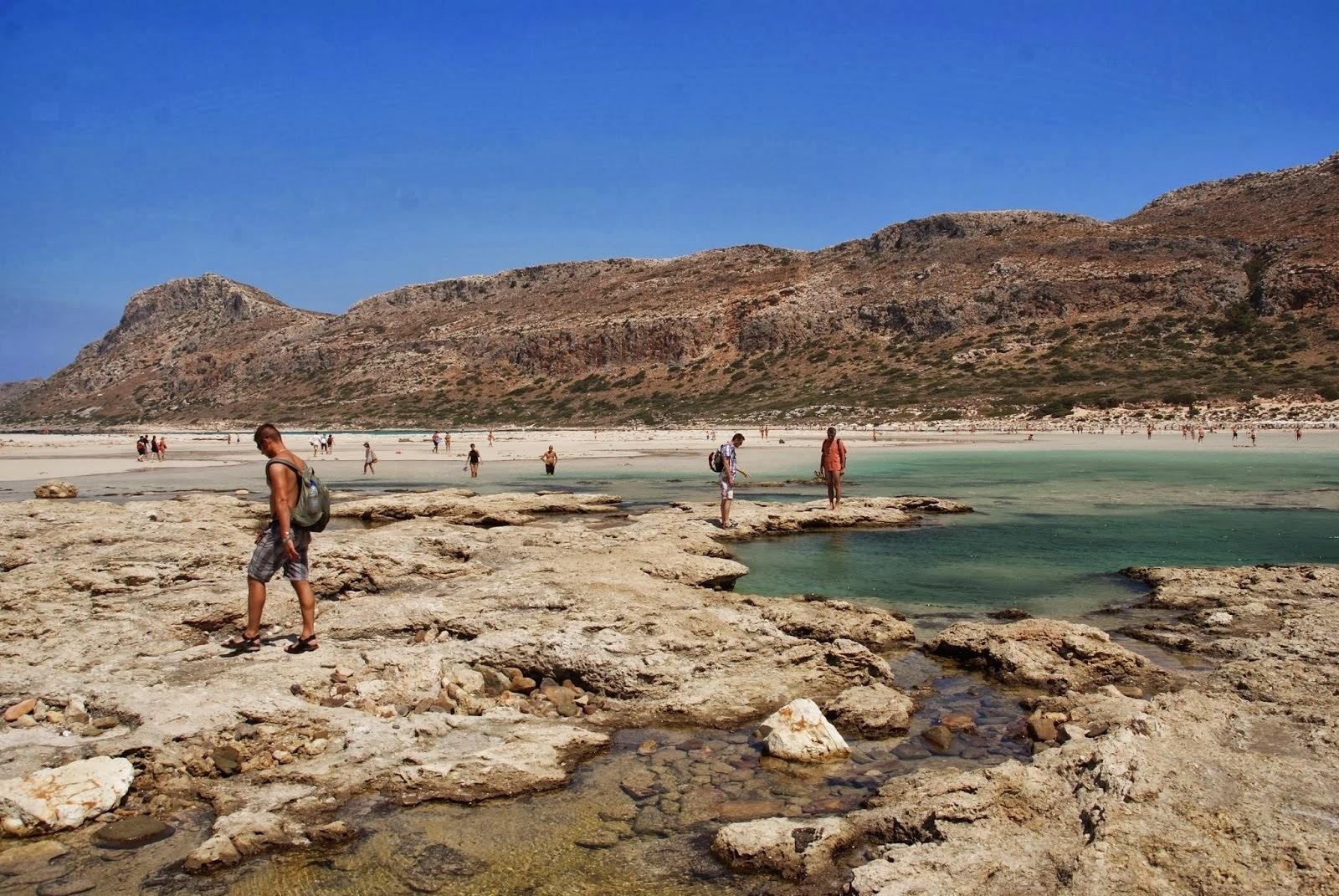 Laguna Balos,Kreta