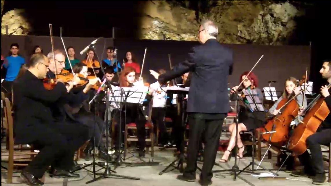 24 Σεπτέμβρη 2016 - Όλη η Συναυλία του Κλασσικού Τμήματος στο Θέατρο Πέτρας βιντεοσκοπημένη