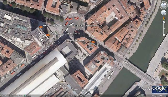 RAMÓN COTO ABAD ETA, Bilbao, Vizcaya, Bizkaia, España, 02/10/80