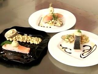 Tu e chef decoraci n de platos 3 presentaciones para 1 - Decoracion de platos ...