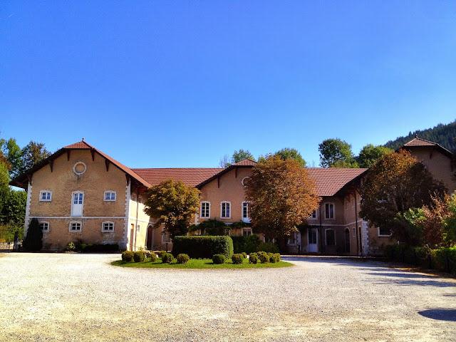 Castello-in-Alta-Savoia-nei-dintorni-di-Annecy