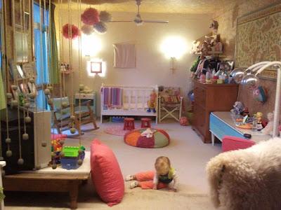 deco beba infantil - Ideas para decorar un cuarto infantil. El cuarto del bebé.