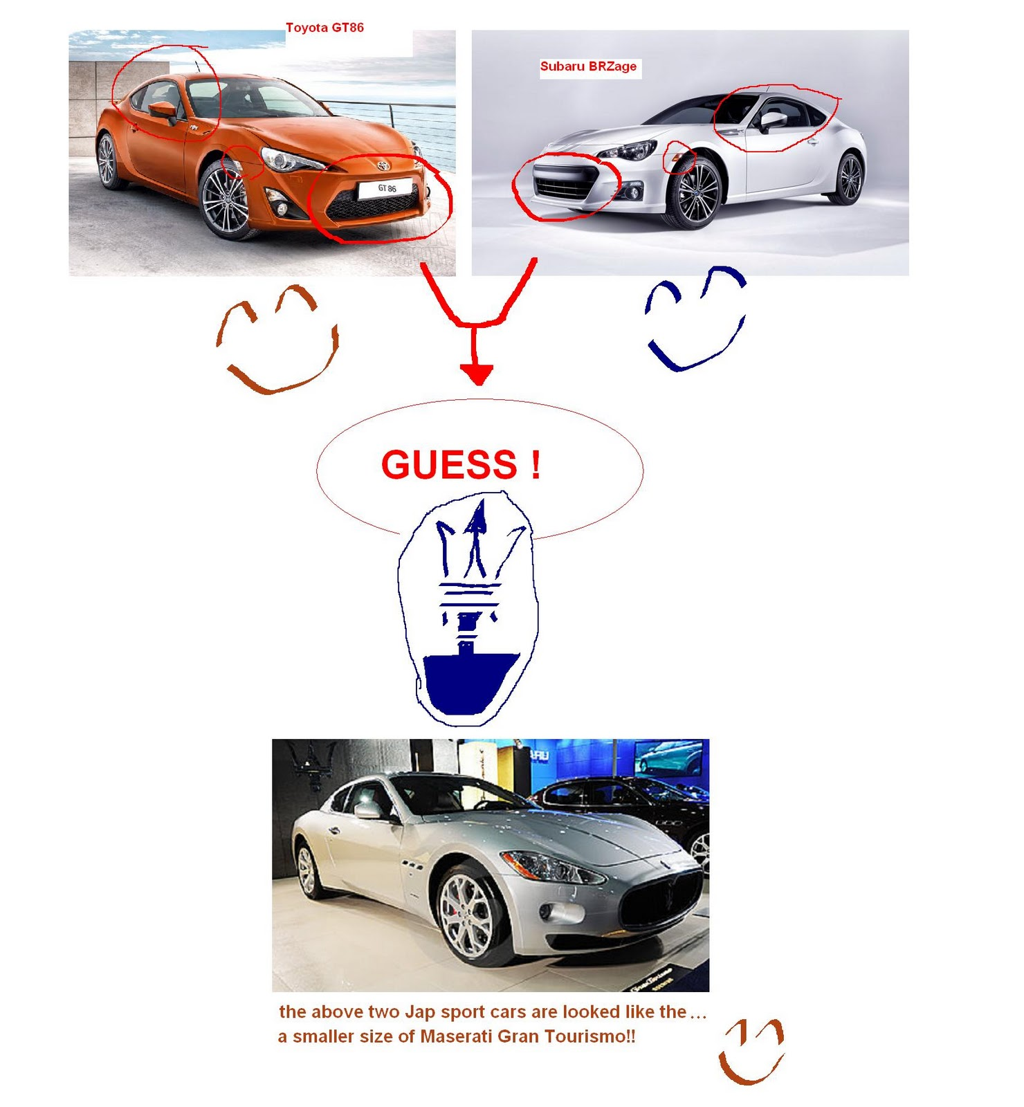 descriptive essay about cars